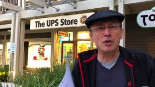 Hateful worker at UPS store refused service because of opinion