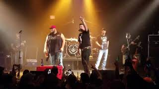 The Lacs - Cumbersome (Seven Mary Three cover LIVE at The Chance Theater)