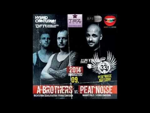 A-Brothers @ Peat Noise's B-Day Bash, T.SZ. Club, Nógrádsáp (HUN)