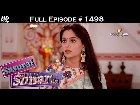 Sasural Simar Ka - 9th May 2016 - ससुराल सिमर का - Full Episode (HD)