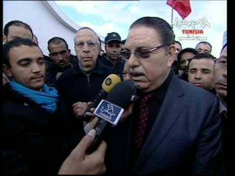 Arbi Nasra organise sa propre propagande 23 Janvier 2011   Part 2