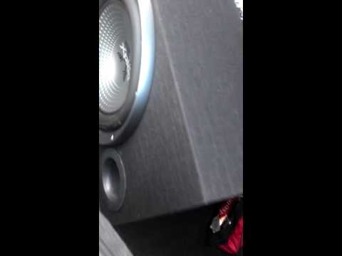 Sony Xplod Subwoofer 2000 Watts 400 RMS.  Bass İ Love You
