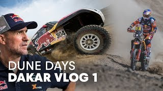 Mister Dakar Doesn't Want To Weigh Himself | Dakar Rally 2019