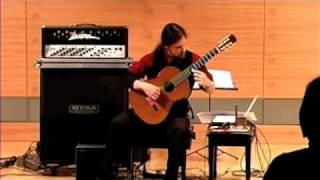 Le Cri De Merlin (R. Murray Schafer) Performed by Travis J. Andrews