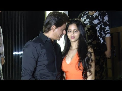 Xxx Mp4 HOT Suhana Khan Parties With Dad Shahrukh Khan Mom GauriKhan 39 S Newly Designed Restraunt 3gp Sex