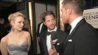 Jake Gyllenhaal and Rachel McAdams - Backstage Interview
