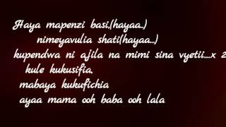 nuh mziwanda ft alikiba official  lyrics _jike shupa by jm