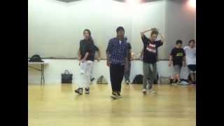 Omarion ft. Rick Ross - Let's Talk // Kreus Lay Choreography