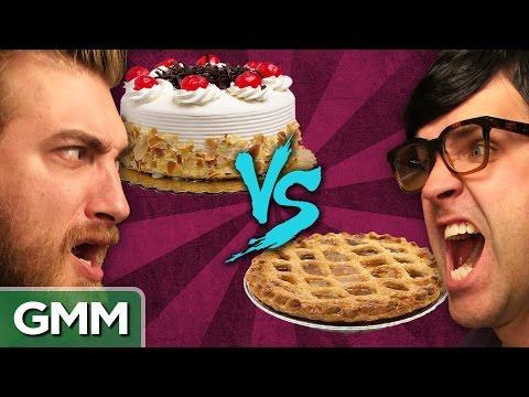 Cake vs. Pie Debate o Rama