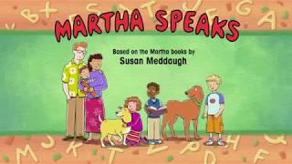 Martha Speaks - Intro (Mandarin)