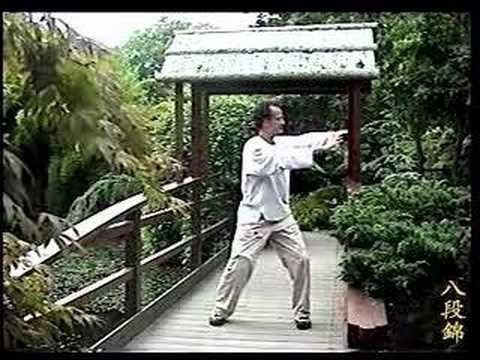 Vitalarts Eight Pieces Brocade Chi Kung Ba Duan Jin