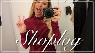 Shoplog en kleine sneak-peek - My life as Elize