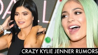 Top 5 CRAZIEST Kylie Jenner Rumors - Plastic Surgery? Fake Lips? Pregnant & Married?!?