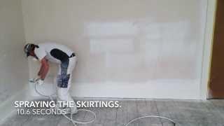 Paint Tech - Spraying vs Brushing 1