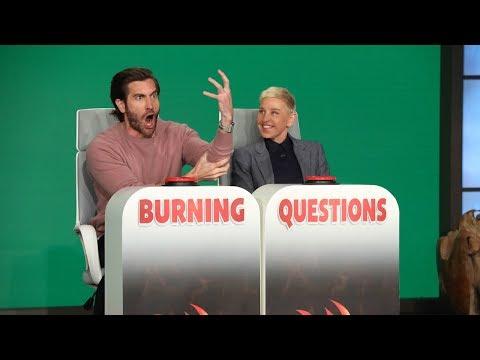 Jake Gyllenhaal Answers Ellen s Burning Questions