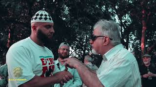 EX SHIA BR ABDUL HAMID & SHIA ARAB DISCUSS HADITH |SPEAKERS CORNER|