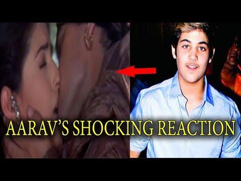 Xxx Mp4 Twinkle Khanna's Son Aarav Kumar's Shocking Reaction On Her Kissing Scene 3gp Sex