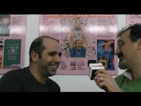 CHECCO ZALONE INTERVISTA IN BARESE