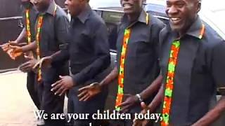 Nairobi County Choir - Salamu Maria (SMS 'Skiza 8490018' to 811 to get this Skiza Tune)
