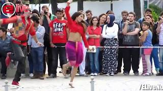 জিৎ ও শুভশ্রীর নাচের সুটিং ।  Bangla movie shooting