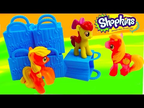 Xxx Mp4 MLP Shopkins 5 Pack Mystery Surprise Blind Bag My Little Pony Toy Review Opening 3gp Sex