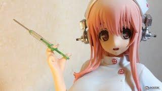 Nitro+ Super Sonico Nurse Figure [Orchid Seed]