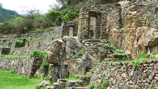 6-Day Hike to Choquequirao & Machu Picchu, Peru in HD