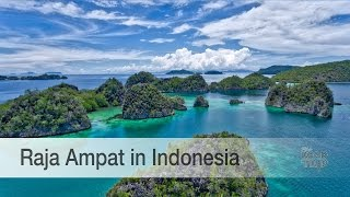 Raja Ampat in Wonderful Indonesia is simply stunning!