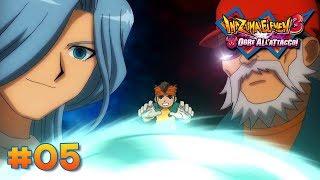 Giappone contro Inghilterra, i Cavalieri della Regina! - Inazuma Eleven 3: Ogre all