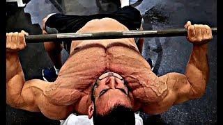 !تمرينة تكبير الصدر العالي للبطل الدرة   Upper chest FULL workout for SIZE