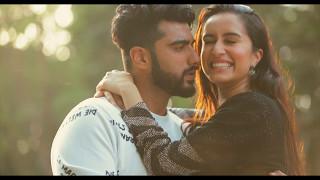Making of Arjun Kapoor and Shraddha Kapoor