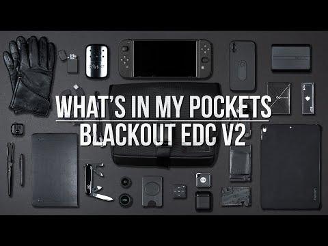 Xxx Mp4 What S In My Pockets Ep 5 Blackout V2 Farer Design Dayfarer Sling 3gp Sex