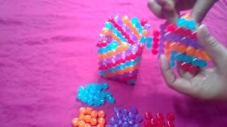 how to make a two part pen box [puthi kaj] kalon dani