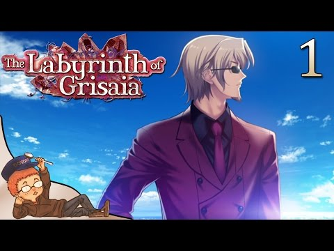 Xxx Mp4 The Labyrinth Of Grisaia UNRATED Part 1 Entering The Grand Route 3gp Sex