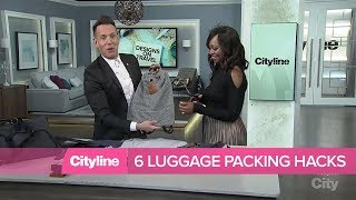 6 luggage hacks to make travelling a breeze