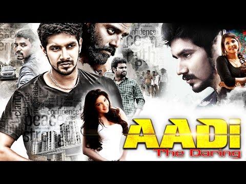 Aadi - The Daring (2016) Full Hindi Dubbed Action Movie | Abhimanyu, Sakshi Agarwal