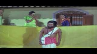 Bhakta Siriyala | Siriyal's Wife Feeds Milk to Remove Curse Sentiment Scene | Lokesh, Aarathi