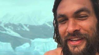 Aquaman | official teaser trailer 1  (2018)