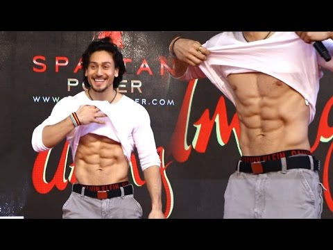 Xxx Mp4 Watch What Happens When Tiger Shroff Shows His 6 Pack Abs 3gp Sex