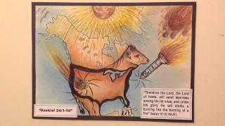 64) US =Jer25:12's UN/Mystery Bab's hub/Jer50:11's Fat Heifer (see Post Vid Desc.Box, 10/15/16?)
