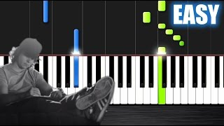 Lukas Graham - 7 Years - EASY Piano Tutorial by PlutaX