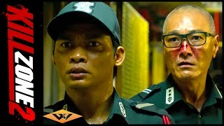 KILL ZONE 2 (2016) Movie Clip: Prison Break - Featuring Tony Jaa - Well GO USA
