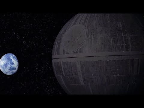 STAR WARS: EPISODE IV HOLLOW MOON (MUSIC VIDEO) AWOLNATION