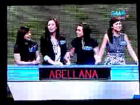GMA Family Feud - EIGENMANN vs ABELLANA Family 10/21/09 PART 2