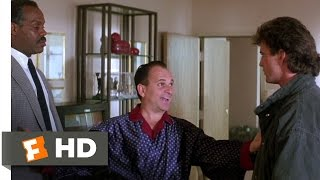 Lethal Weapon 2 (2/10) Movie CLIP - Leo Getz (1989) HD