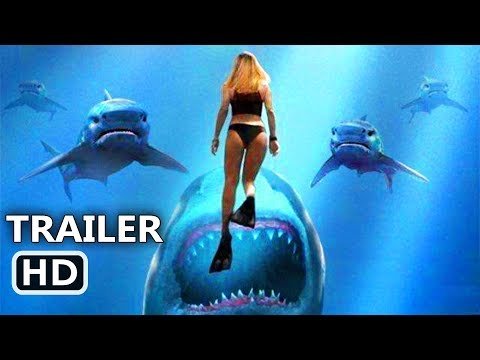 Xxx Mp4 DEEP BLUE SEA 2 Official Trailer 2018 Shark Movie HD 3gp Sex