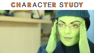 Character Study: Jennifer DiNoia of WICKED