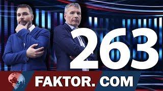 FAKTOR #263:  PENZIJA, KAJ JE TO?   (mag. Ivan SIMIČ, Tino MAMIĆ )