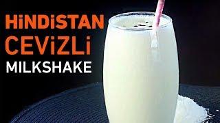 Hindistan Cevizli Milkshake Nasıl Yapılır?