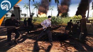 DEFEND THE REVOLUTION | Vietnam Mod | Men of War: Assault Squad 2 [MOD] Gameplay